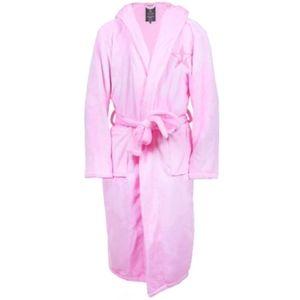 Jeffree Star Pink Plush Star Robe XL